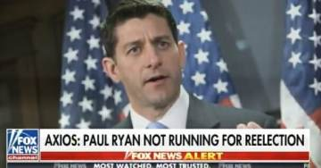 "House Majority Whip Scalise: ""Paul Ryan Is Speaking Today"" – Expected to Announce Retirement at 10 AM ET (VIDEO)"