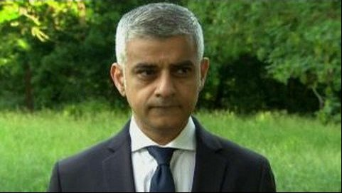 Sadiq Khan Refuses to Support Ban of Hezbollah (VIDEO)