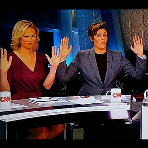 sally kohn hands up