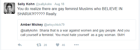 sally kohn sharia