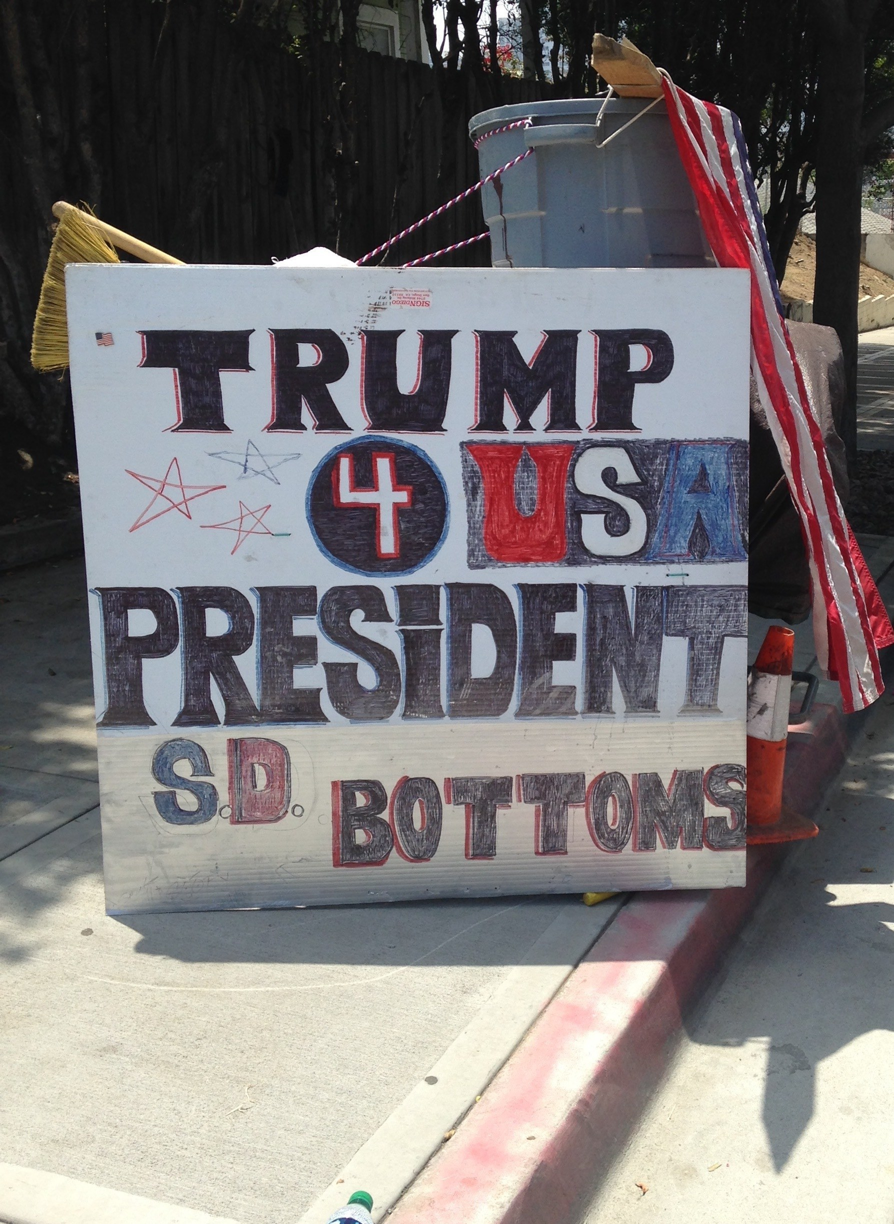san diego camp trump