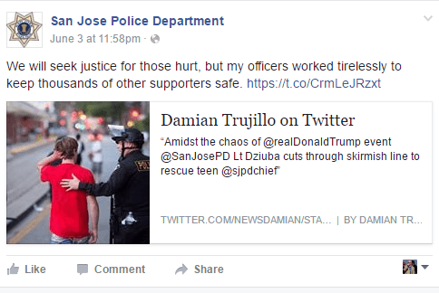 san jose screengrab police