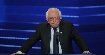 Socialist Sanders Says: 'A Lot Of People In The Country Would Be Delighted To Pay More In Taxes'