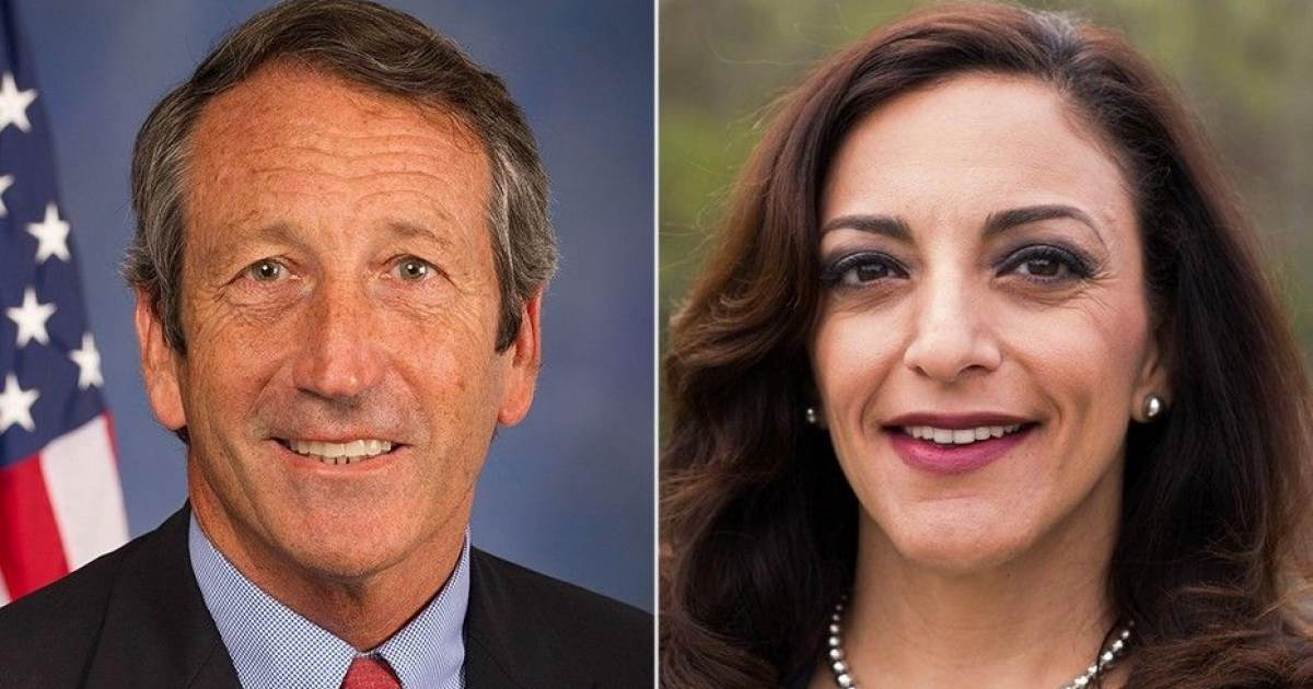 photo image Loudmouth #NeverTrumper Mark Sanford Loses VA Primary to Pro-Trump Candidate – Congratulations Katie Arrington!