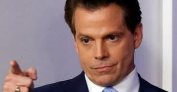 Scaramucci Responds to Scandalous Report on His Marriage