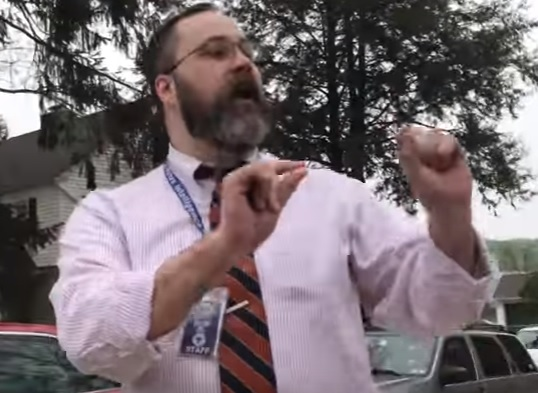 Pro-Life Students Win Settlement After Far Left Assistant Principal Screams at Them – Tries to Rip Up Their Signs (VIDEO)