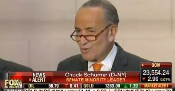 "Schumer on 2013 Shutdown: ""You Shouldn't Hold Millions of People Hostage"" Over an Issue (Video) #SchumerShutdown"