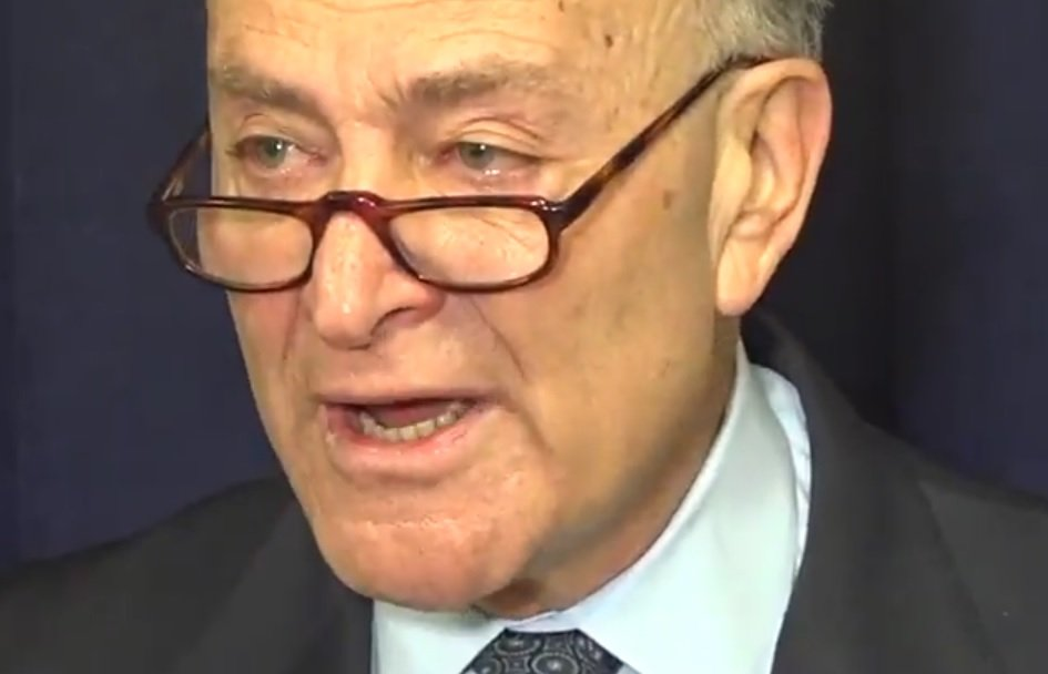 "Chuck Schumer DRAGGED On Twitter For Comparing ""All Our Great-Great Grandparents"" To MS-13 Gang Members"
