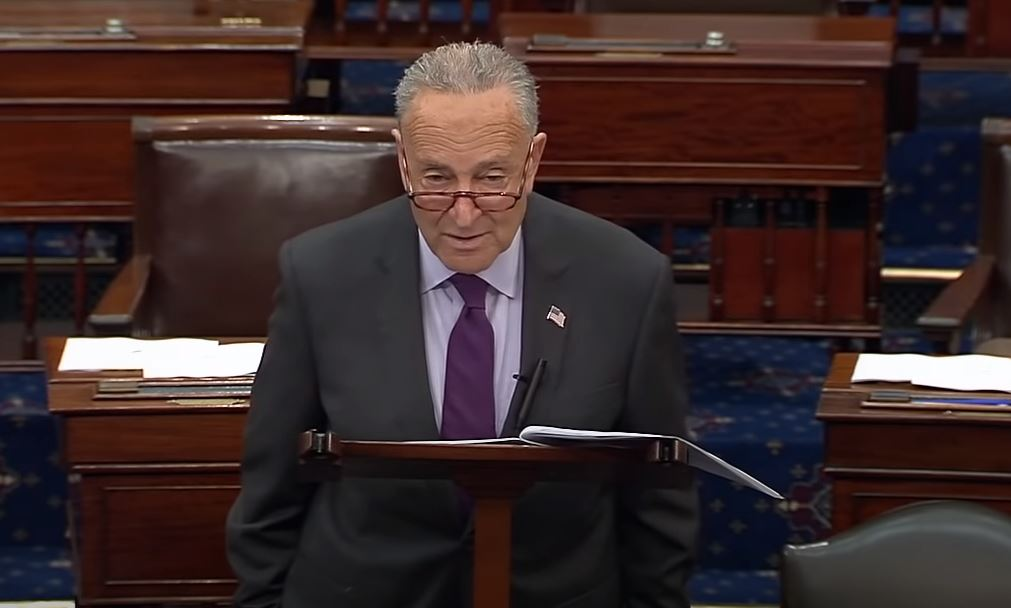 Chuck Schumer Unveils Legislation to Make Voter Fraud Legal in the US (VIDEO)