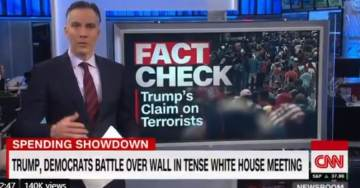 Ouch! DHS Obliterates #FakeNews CNN on Their Bizarre Segment Downplaying Terrorists at the US-Mexico Border