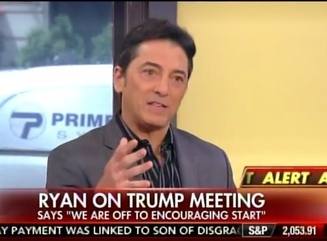 scott baio paul ryan
