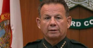 """BREAKING: FL Gov. Ron DeSantis Suspends Broward County Sheriff Israel For His """"Repeated Failures, Incompetence and Neglect of Duty"""""""