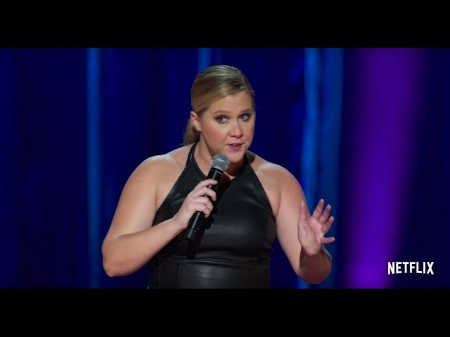 "Amy Schumer Blames Her Show's Bad Ratings On ""Alt Right Trolls"" When It Really Just Sucks"