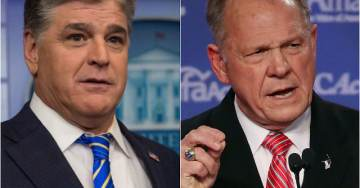 An Honest American: Sean Hannity Will Reserve Judgement on Roy Moore – Challenges Far Left Hack Gloria Allred to Release Yearbook