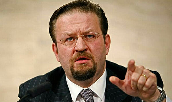 Sebastian Gorka Warns of Imminent Shake-Up to Senior White House Staff