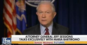 AG Sessions Defends FBI Director Wray After Calls for His Resignation Following Florida Mass Murder (VIDEO)
