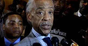 SHARPTON to Hold March on Washington – To Demand DOJ Takeover of US Police Departments