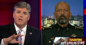 """Sheriff Clarke GOES OFF on Hateful Liberal Racism: """"America has had Enough of this Crap!"""" (Video)"""