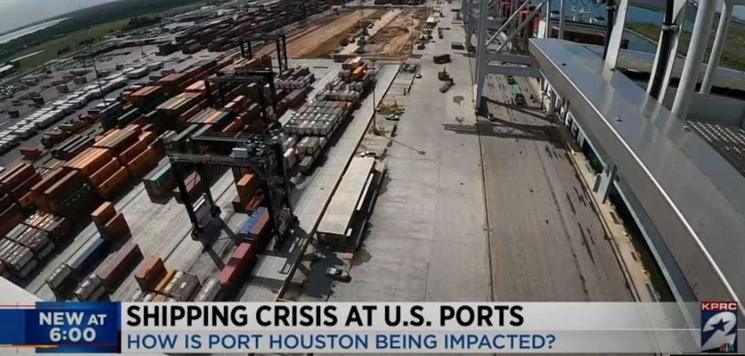 """""""There Will Be Things People Can't Get"""" - Biden White House Warns Christmas Plans May Be Spoiled by Shipping Crisis"""