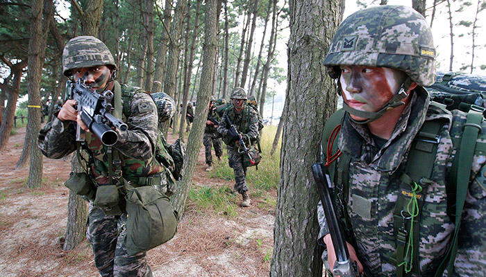 """WAR DRUMS: South Korea Commander Orders Troops To Be Ready To """"Mercilessly Retaliate"""" Against North Korea"""