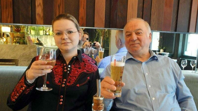Independent Swiss Lab Says Poison Used in Skripal Attack Was Produced in US or UK