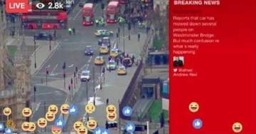 AWFUL! Watch How Al Jazeera Viewers Reacted To The London Terror Attacks