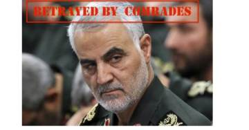 BREAKING REPORT — IRAN ROUNDUP for January 4th thru 9th – General Soleimani was betrayed by fellow IRGC members!