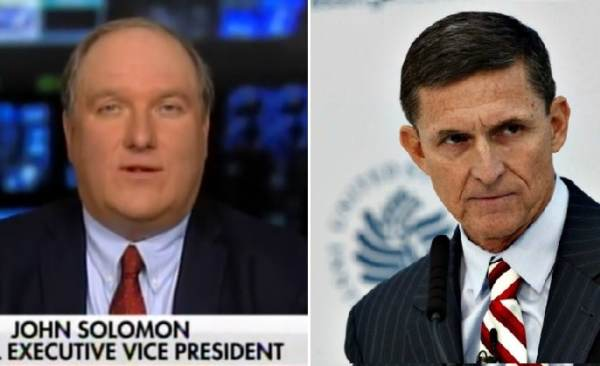 THIS IS HUGE–> PLEASE PASS THIS ON! John Solomon: DIA Holds Document to Exonerate Gen. Flynn – Refuse to Release It! —Hey @RealDonaldTrump