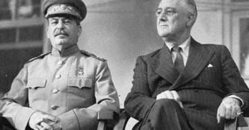 Trump Said Nice Things to Putin – Roosevelt Gave Eastern Europe to Stalin Resulting in At Least 3 Million Murders