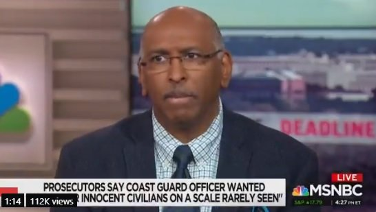 SICK. Former GOP Chairman Michael Steele: Trump Probably Wasn't Happy FBI Stopped White Nationalist from Killing Liberals …WTH? (VIDEO)