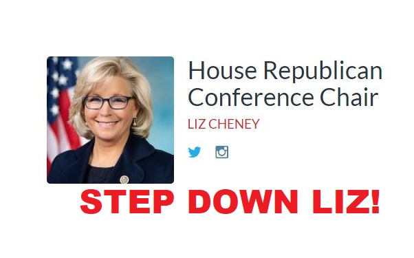 HERE THEY ARE: Liz Cheney Leads 10 House Republicans Who Voted to Impeach Trump — GOP IS DOOMED IF LIZ KEEPS LEADERSHIP POSITION —