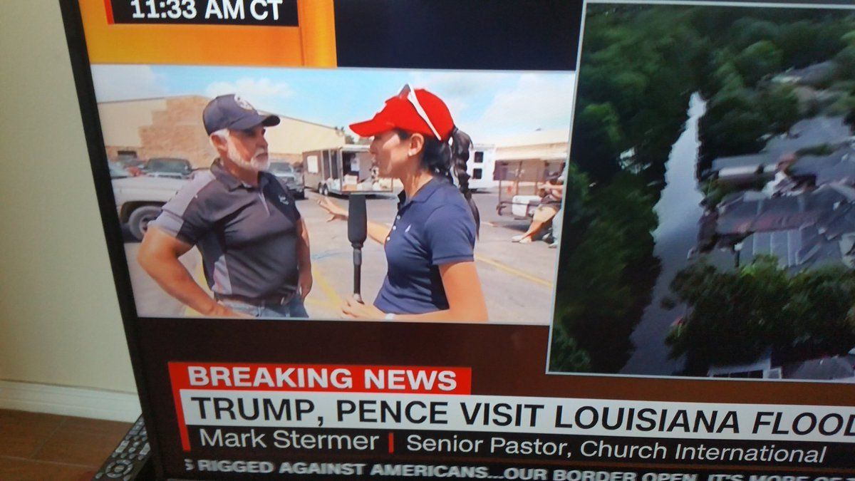 stermer cnn flood obama