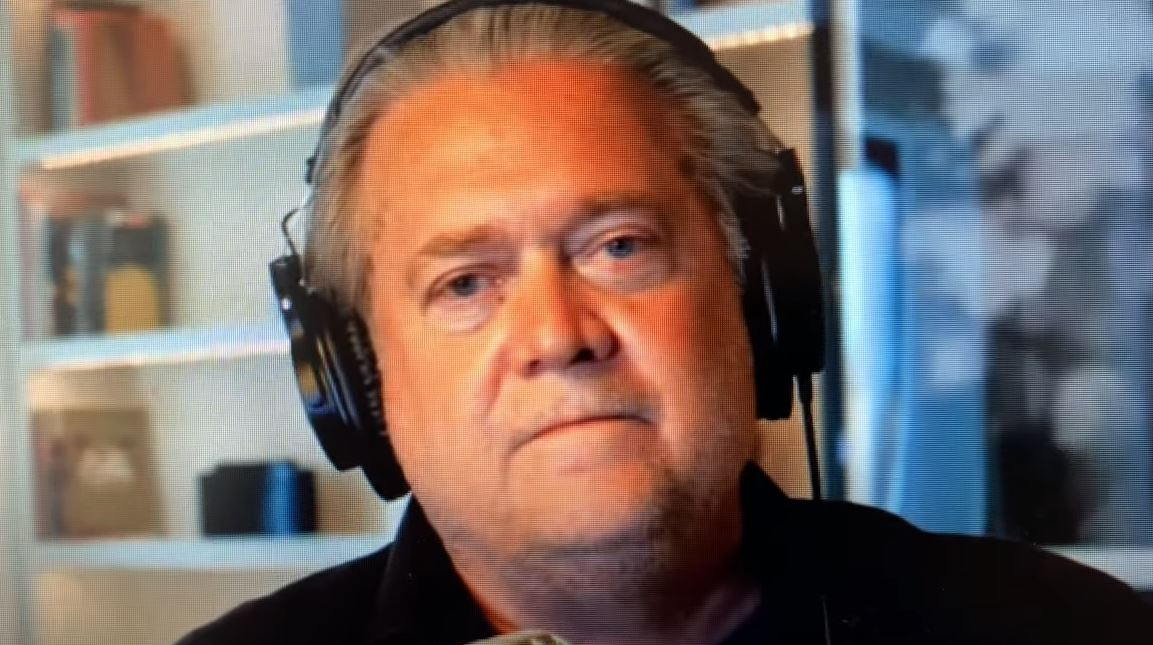 """""""Answer, Sir, to the Dead! Answer to the 600,000!"""" – Steve Bannon EXPLODES After Wray Continues to Lie under Oath on FBI's Information on Coronavirus (VIDEO)"""