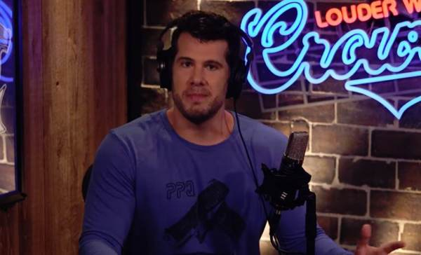 "Steven Crowder Revealed Voter Fraud This Past Week on His Show ""Louder with Crowder"" So Twitter Banned Him"
