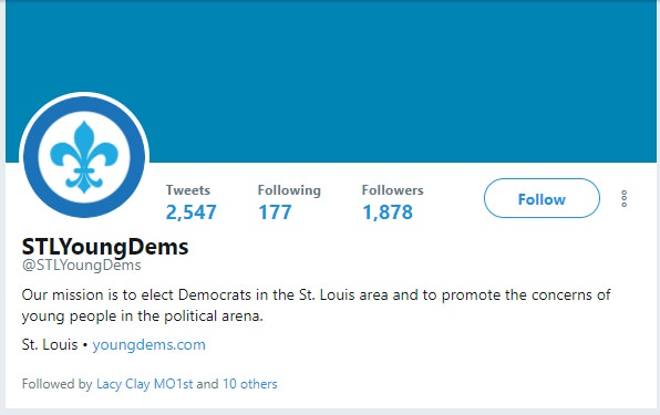 St. Louis Young Democrats Caught Organizing the Anti-Police Protest-Riots in St. Louis City