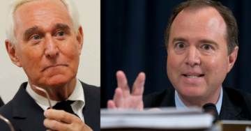 Roger Stone Promises to Place Congressman Adam Schiff Under Oath During Upcoming Trial