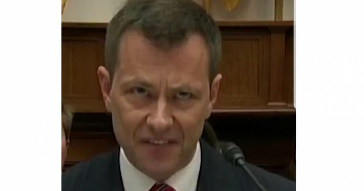 Newly Released FISA Docs Contradict Strzok's Sworn Claims He Had Nothing to Do With Carter Page FISA Warrant