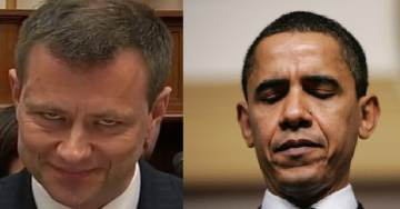 BOOM! Trump Accuses FBI Cheater Peter Strzok of Reporting to Barack Obama (VIDEO)