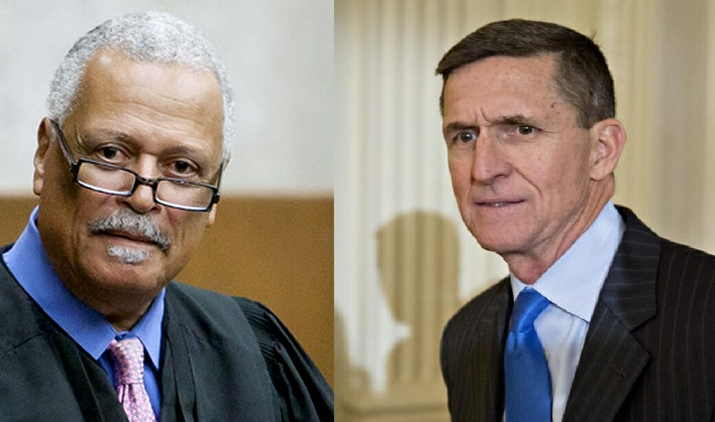 OUTRAGEOUS: Last Week Judge Emmet Sullivan Was Ordered to Dismiss General Flynn Case - What the Hell is this Corrupt Judge Waiting For?!?!!