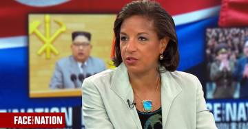Susan Rice: Trump's Calls to Readmit  Russia to G7  'Disgraceful,' 'Outrageous' (VIDEO)