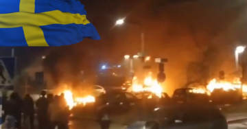 SWEDEN BOMBING CRISIS CONTINUES: Man Blows Himself Up as 4 Bombings Take Place in 24 Hours