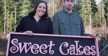 BREAKING: Bakery's Bank Accounts Seized For Refusing to BAKE A CAKE For Gay Wedding