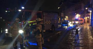 Pro-Palestinian 'Protesters' Firebomb Synagogue in Gothenburg, Sweden Following Trump's Announcement on Jerusalem