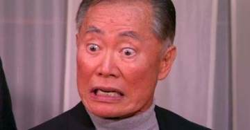 Accused Sexual Deviant George Takei is Latest Elitist to Whine About Trump and Dirty Cop Mueller