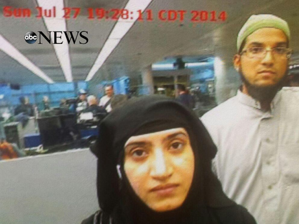 tashfeen malik customs