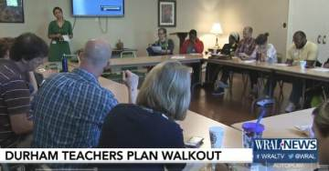 North Carolina Teachers to Ditch Students and Protest for Pay Raise — 6.2% Pay Increase Is Just Not Enough (VIDEO)