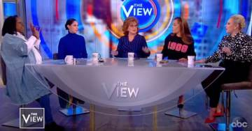 Here We Go… The View Hosts Quickly Go from Steve King is Racist to Racist Trump Should Resign (VIDEO)
