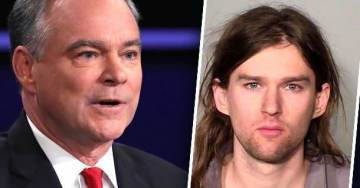 Tim Kaine Claims Not to Know 'Enough About Antifa' to Call Them a Terrorists – After His Antifa Son Is Arrested