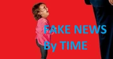 TIME Mag Thugs Correct Misleading Cover – Then Stick By Their #FakeNews Cover Anyway