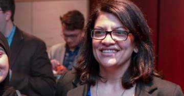 Democrats Eat Their Own: Anti-Semitic Rep. Rashida Tlaib Calls for Boycott of Bill Maher for Defending Israel and Ripping BDS Movement